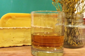 Whiskey 101 and Cheese