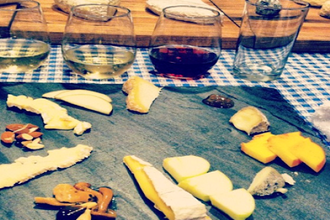 Unexpected Wines and Cheeses from Around the World
