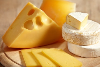 Cheeses of Ireland and Britain