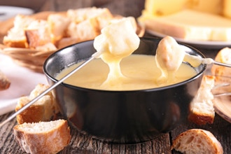 Fondue and Alpine Cheeses with Columbia Cheese
