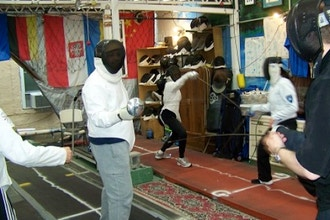 Fencing Lessons: Foil (Private)