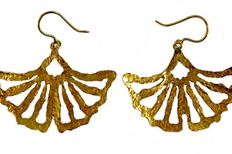 Kirigami Earrings