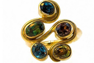 Bezel Settings for Faceted Stones