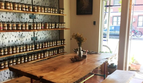 Antidote Apothecary + Tea Bar