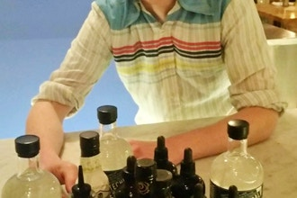 Drunken Herbalist: Herbal Tinctures, Bitters & Sprays