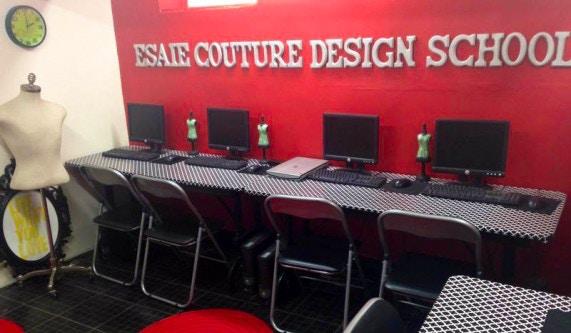 Esaie Couture Design School Brooklyn New York