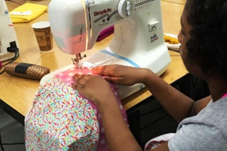Learn to Sew in a Day: Tote Bag