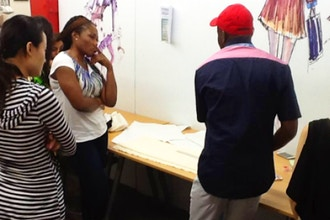 6 Month Fashion Design Fashion Design Classes New York Coursehorse Esaie Couture Design School