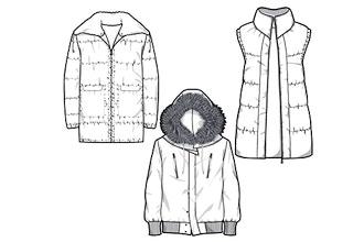 Illustrator for Fashion Technical Designers - Online