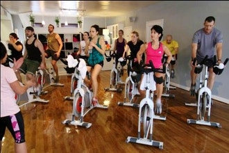 Cycle Party with Weights!