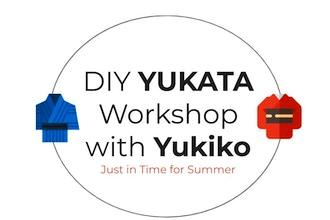 Hand Sewing - DIY YUKATA Making Workshop with Yukiko