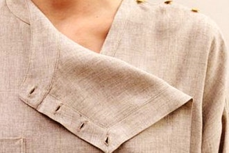 Sewing 05 | 01 Plackets (Neck)