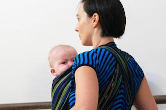 Barre: Babywearing-friendly