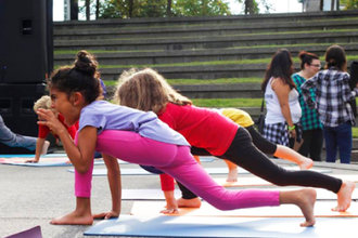 Kids Yoga (Ages 3 + up)