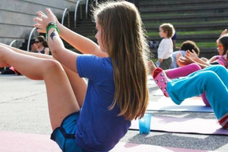 Tweens Yoga (Ages 7-13)