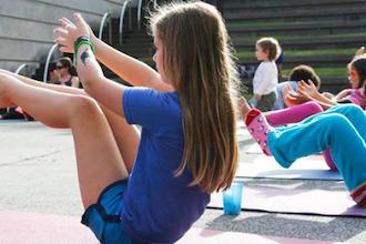 Tweens Yoga (Ages 7-13)