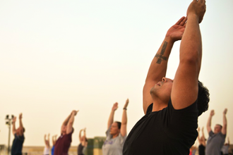 Yoga for Guys