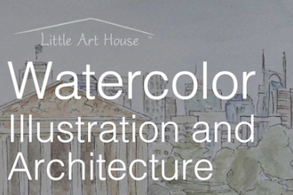 Watercolor Illustration & Architecture
