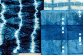 Indigo and Shibori Dyeing