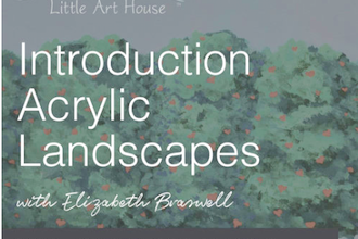 Introduction to Acrylic Landscapes