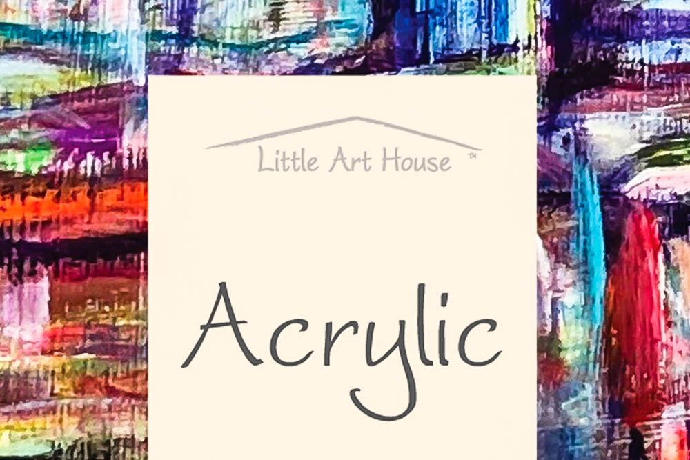 Abstract Art House