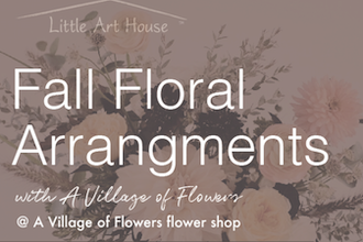A Village Flowers Fall Floral Designs