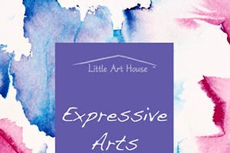Expressive Art and Child's Play for Adults