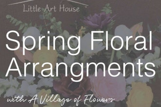 A Village Flowers Spring Floral Designs