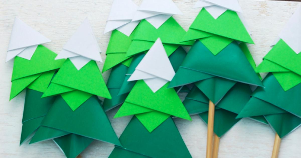 homemade paper ornaments kids crafts classes nashville tn