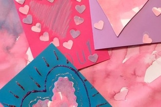 Valentines Day Card Making Extravaganza