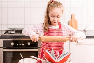 Cooking with Kids/ Family: Holiday Cookies