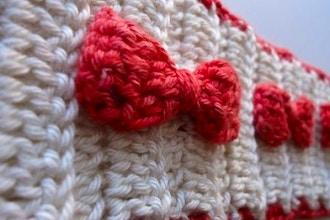 Beginning Crochet Crochet A Blanket Or Learn Edgings Beginner