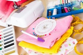 BERNINA Sewing Machine Station Photo