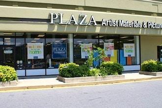 Plaza Artist Materials Photo