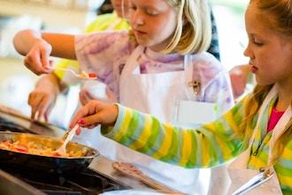 Kids & Teens Beginner's Cooking Series
