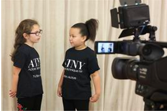 Kids Improvisation and Commercial Casting