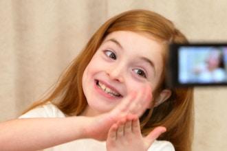 On-Camera TV/Film Technique (Age 7-11)