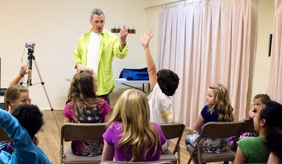 Actors Technique NY Kids & Teens