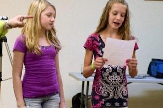 Summer Saturday Class - TV/Film & Improv (Kids & Teens)