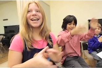 Improvisation: Spontaneity & Impulse (Ages 12 to 18)