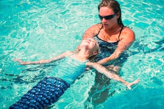 Intro to Mermaid Fitness & Swim for Kids