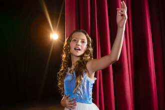 Explorations in Acting for Kids II (7-9 Years Old)