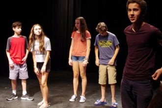 Teen Playwriting (ages 14 - 17)