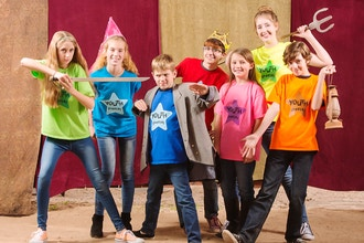 Tween Improv and Sketch Comedy Camp