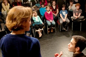 Online Explorations in Acting for Kids I (ages 6-9)