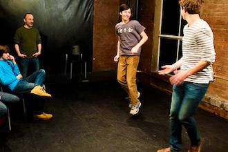 Weekend Teen Explorations in Acting (14-17)