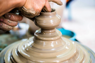 Pottery for Adults