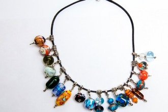 Fused Glass: Jewelry