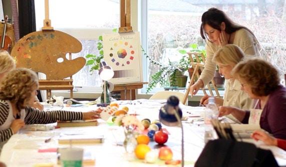 Christine Pilkinton Studio
