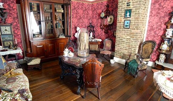 Lotz House: Civil War House Museum
